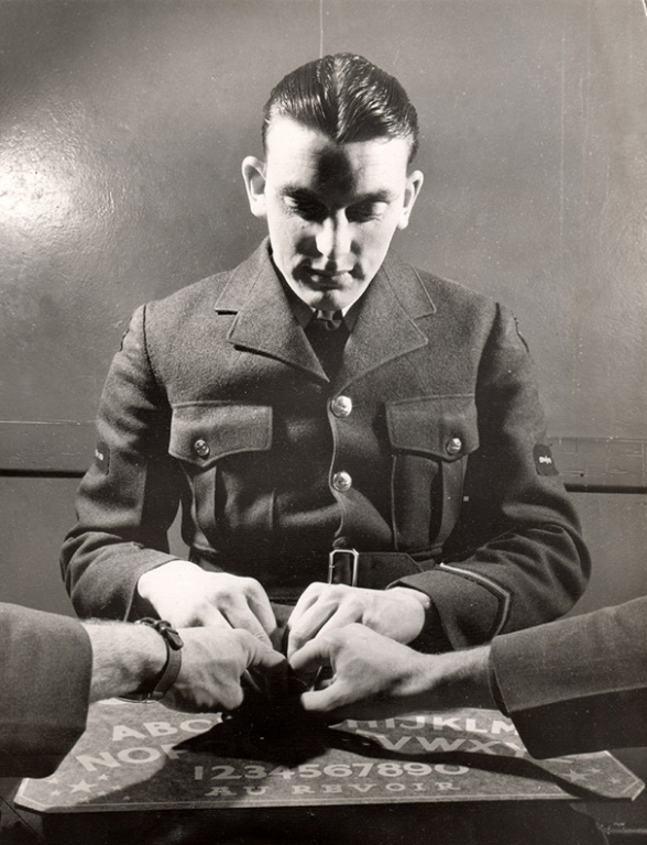 1944 British Soldier Ouija board