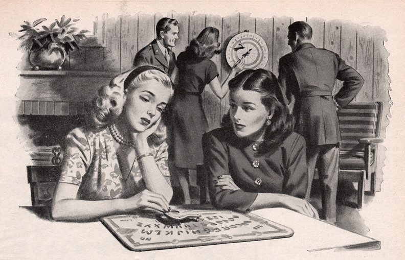 1944 Women's Day Ouija