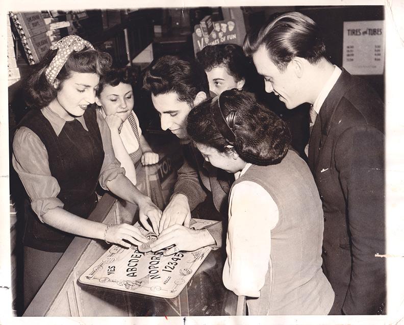 1944 Sun Times Ouija