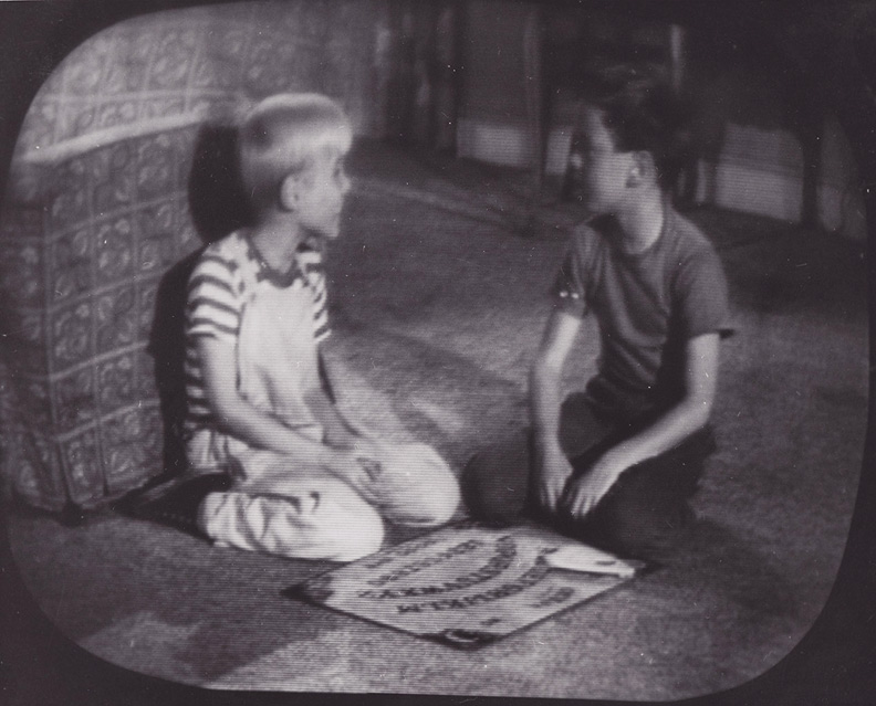 1960 Dennis the Menace Ouija