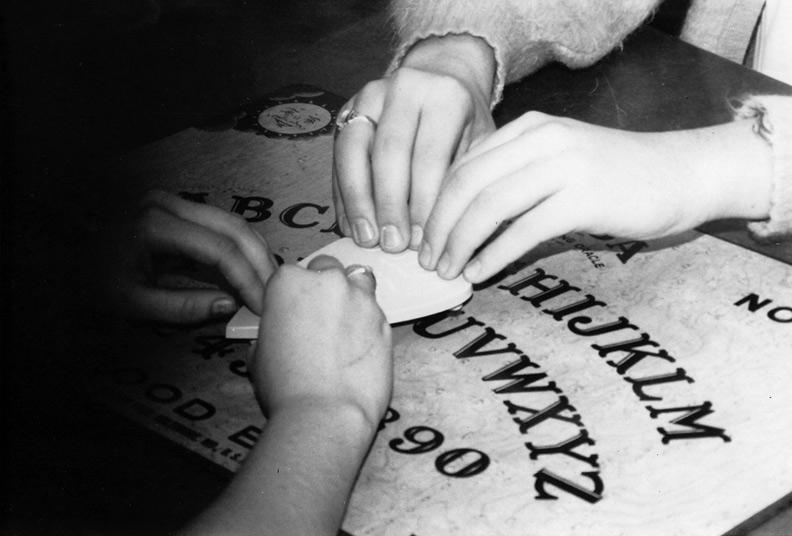 1966 ouija board