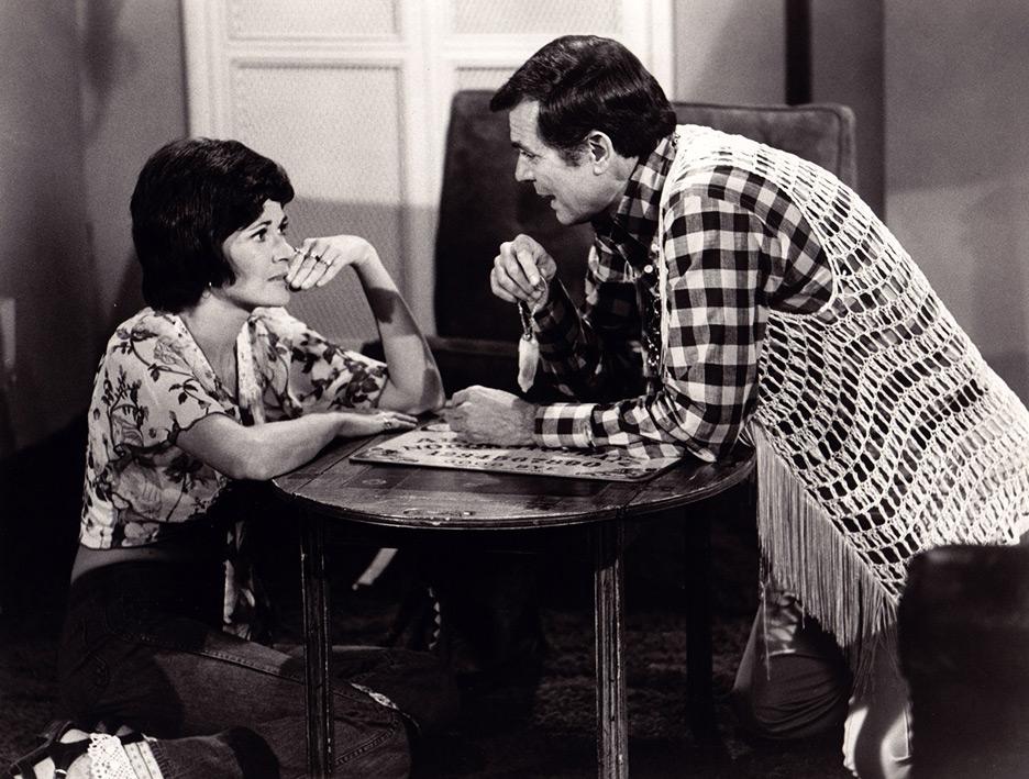 1973 Love American Style Ouija Board