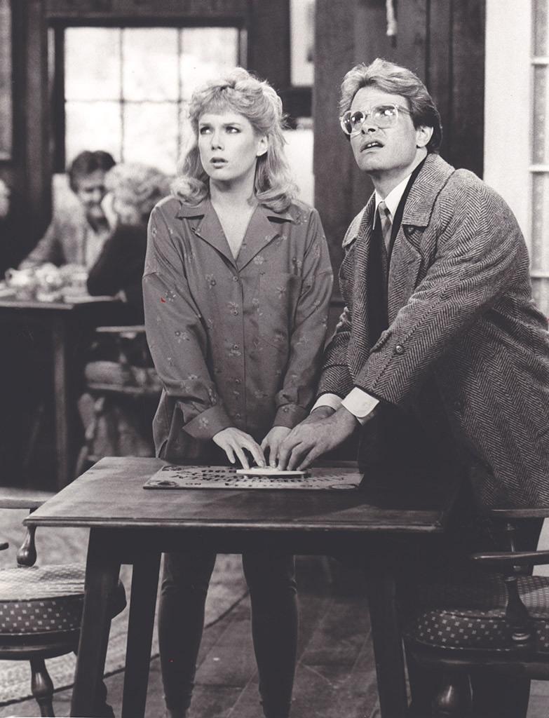 1986 Bob Newhart Show Ouija