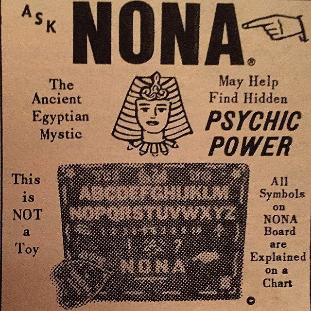 Ask Nona Board