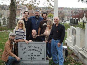 Elijah Bond gravestone