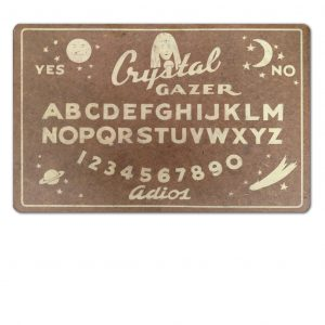 Crystal Gazer Talking Board circa 1940s